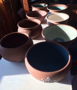 slip bowls profile