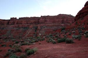 D10 red rocks