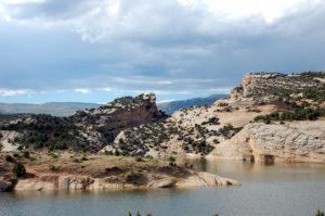 D13 Lake rocks