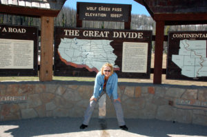 D8 Great Divide