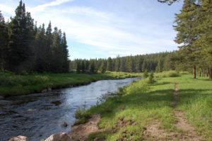 The Tongue River